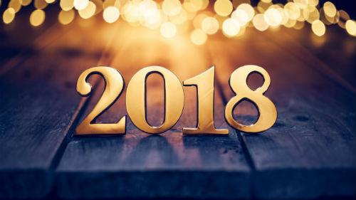 как встретить новый год 2018