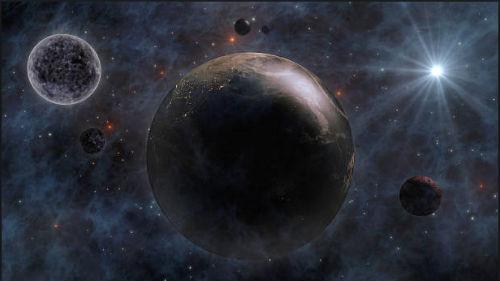 расположение планет в феврале