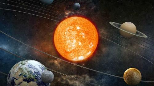 расположение планет в марте