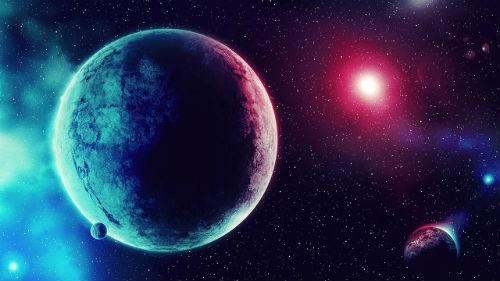 расположение планет в январе