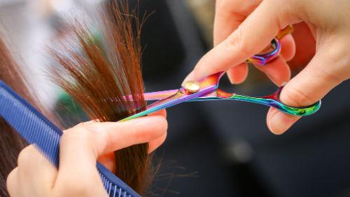 женская стрижка средний волос