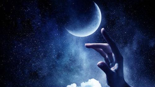 наблюдать затмение луны