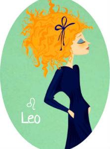 лев женский гороскоп
