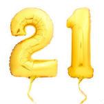 число души 21