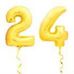 число души 24