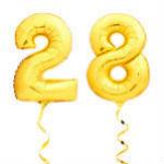 число души 28
