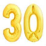 число души 30