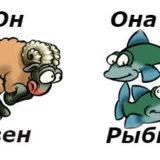 совместимость мужчина-овен женщина-рыбы