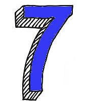 влияние цифры 7