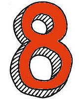 влияние цифры 8