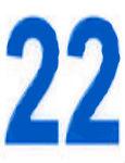 число выражения 22