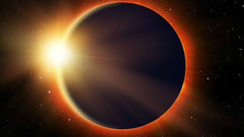 солнечное затмение в июле 2018