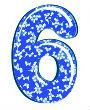 совместимость по числу души«шесть»