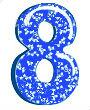 совместимость по числу души«восемь»