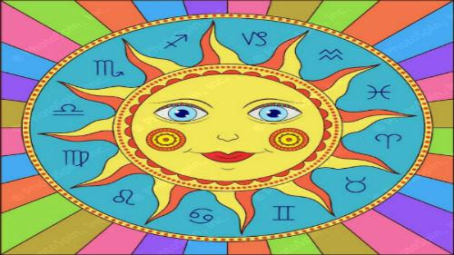 солнце во льве