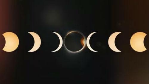 солнечное затмение в августе 2018
