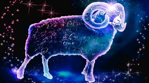 энергия знака овен