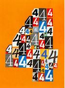 ангельская комбинации с цифрой 4