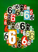 ангельская комбинации с цифрой 6