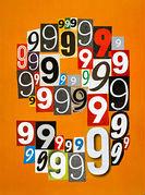 ангельская комбинации с цифрой 9
