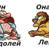 совместимость мужчина-водолей женщина-лев