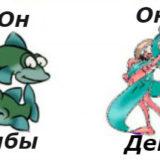 совместимость мужчина-рыбы женщина-дева