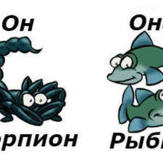 Будучи руководителем, мужчина скорпион может извести и сжить со свету подчинённую-рыбу, неспособную противостоять его нападкам.
