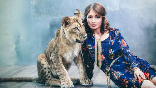 женщина-лев по гороскопу
