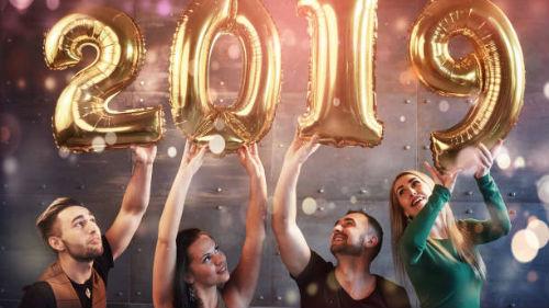 Как встретить Новый год 2019 (год Свиньи)