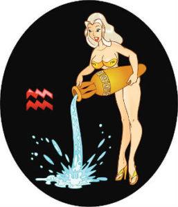 сексуальный гороскоп водолей