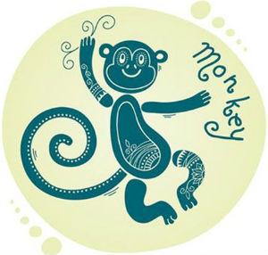 год обезьяны по восточному календарю