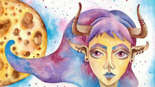 гороскоп девушка-телец на декабрь