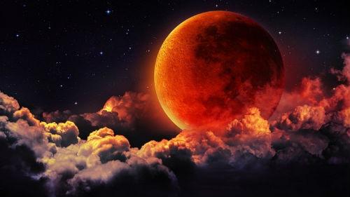 чего ожидать от лунного затмения