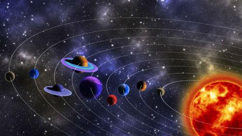 меркурий в солнечной системе