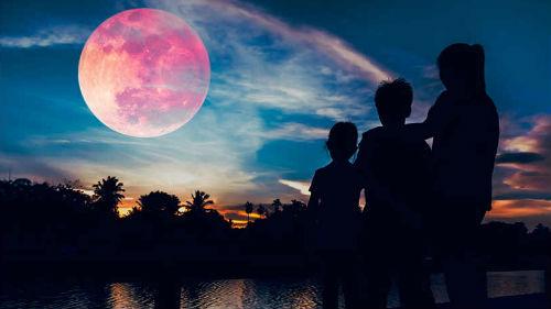 когда и во сколько будет затмение луны 30 ноября 2020 года