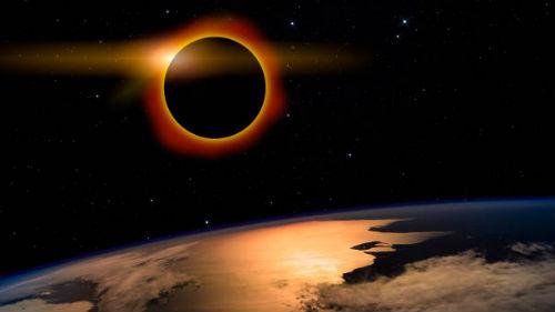 когда будет солнечное и лунное затмения в 2020 году