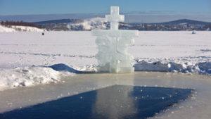 на этой неделе крещение 14 января 2020 вторник
